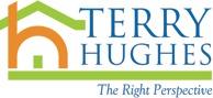 Hughes, Terry logo green-orange-0